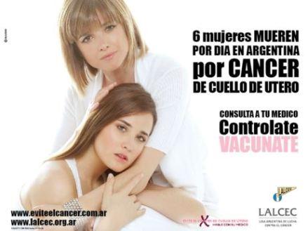 Campaña vacunación VPH. Miguel Jara
